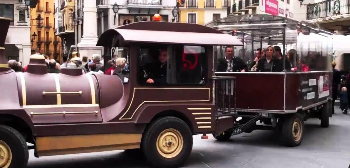 medios de transporte en teruel