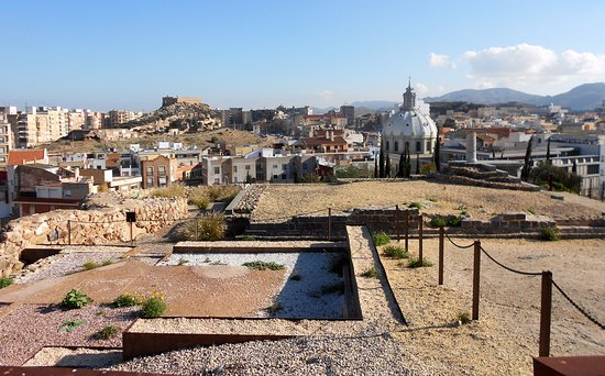 que hay que ver en cartagena murcia parque arqueológico