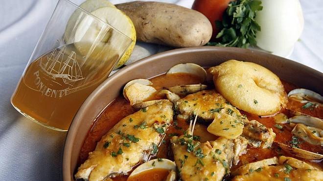 platos tipicos en gijon