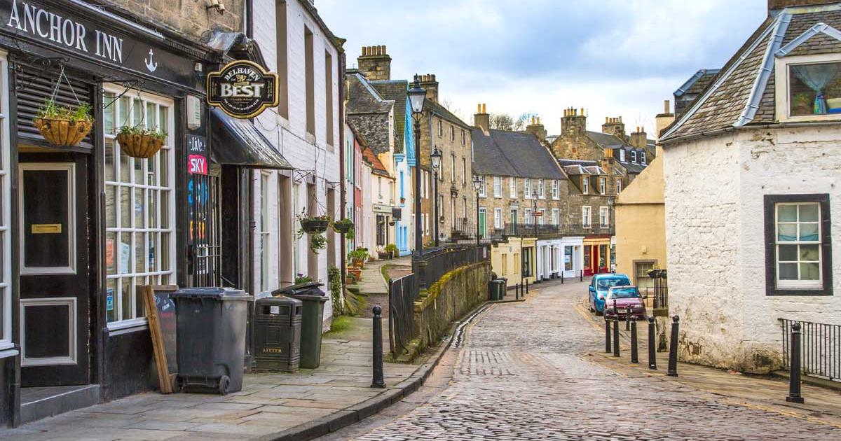 que ver en escocia y alrededores queensferry