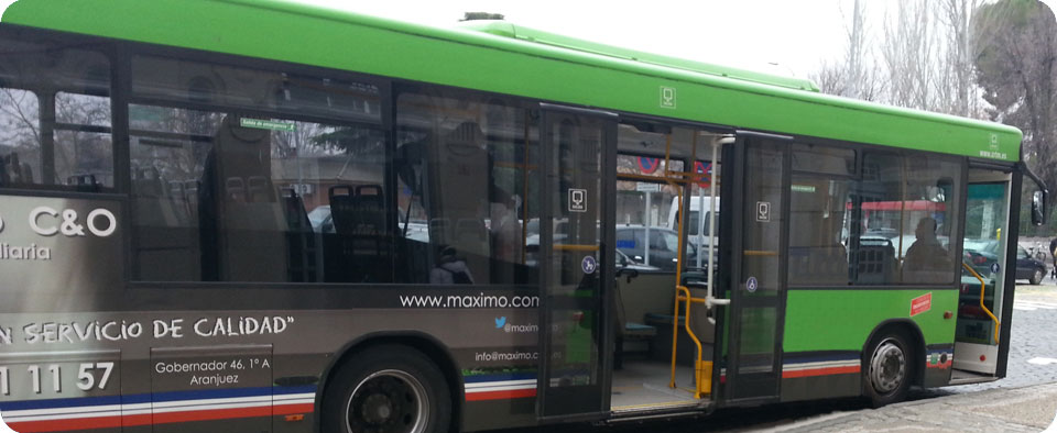 que ver en Aranjuez en verano transporte público
