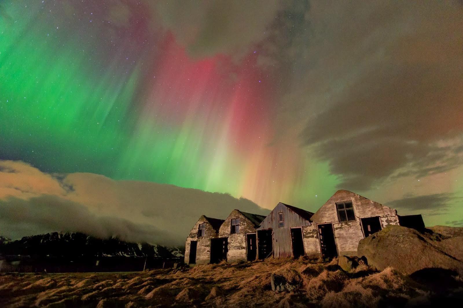 que ver en islandia en invierno