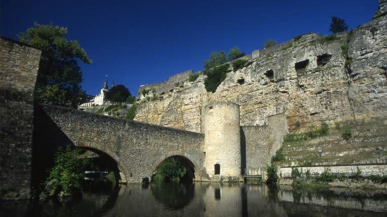 que ver en luxemburgo en un dia