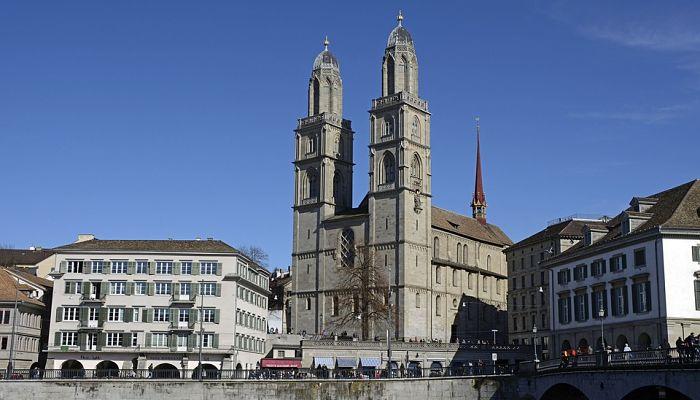 que ver en suiza en 5 dias catedral