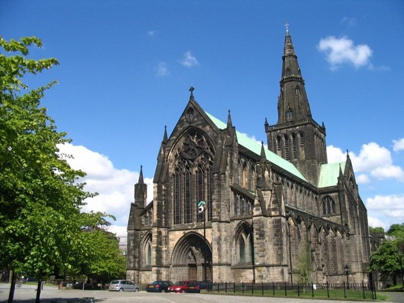 que ver en glasgow y alrededores catedral