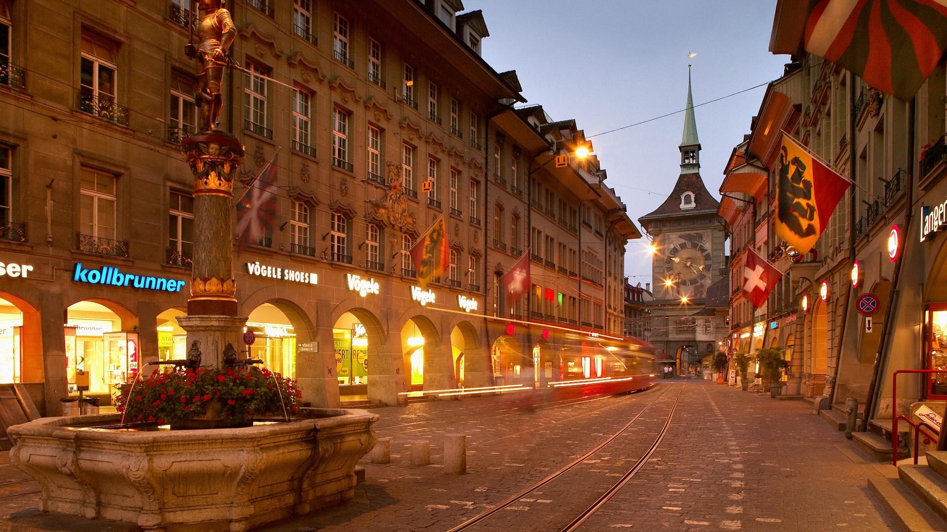 que ver en suiza en 4 dias centro histórico