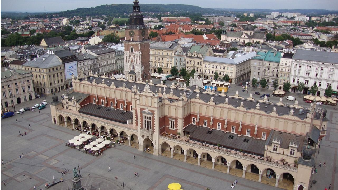 que ver en polonia varsovia