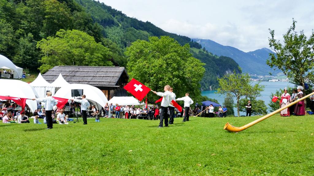 que ver en suiza alpes