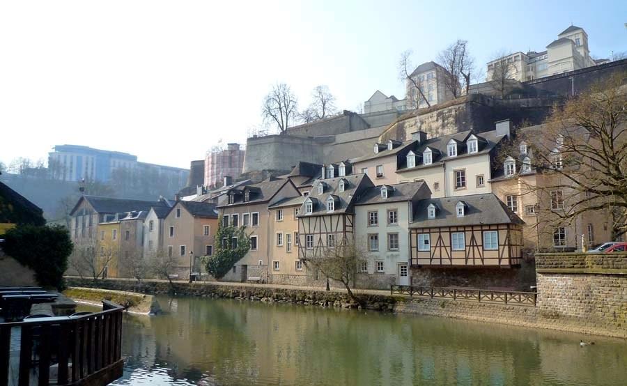 que ver en luxemburgo 3 dias
