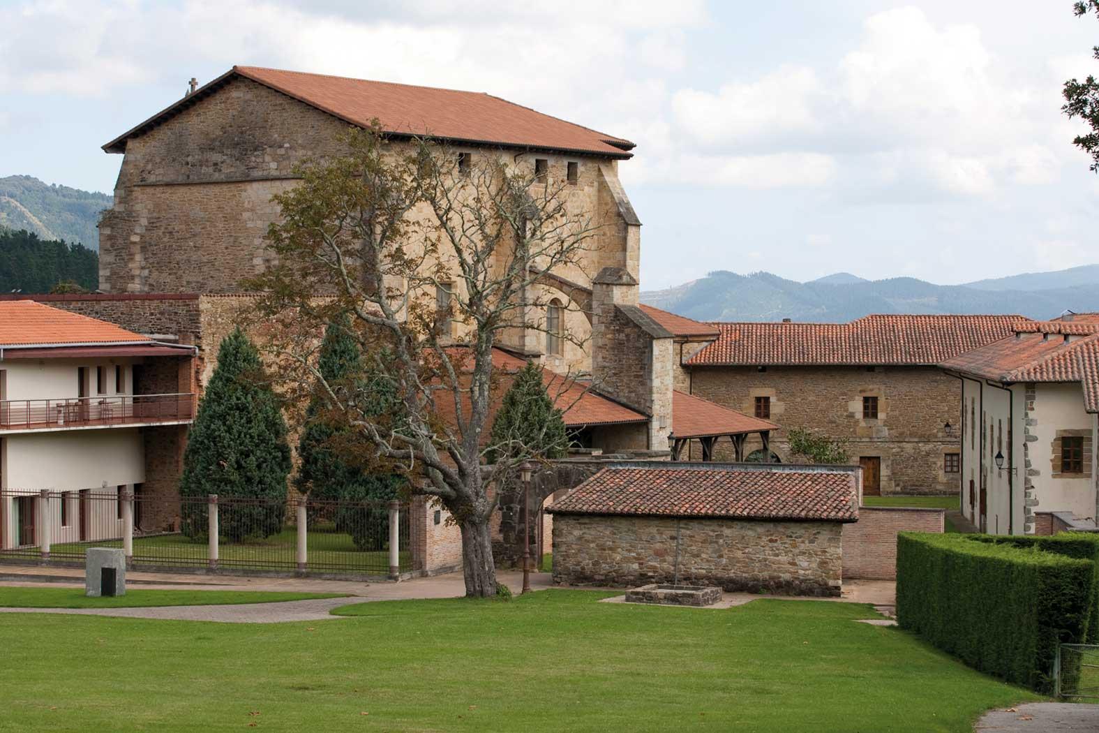 que ver al pais vasco monasterio