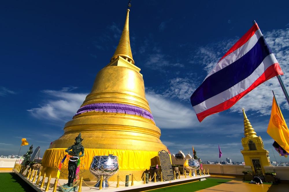 que ver en bangkok 2 dias
