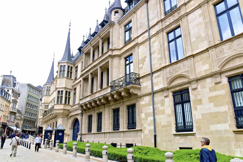lugares que ver en luxemburgo