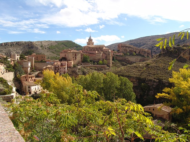 que ver en frias de albarracin