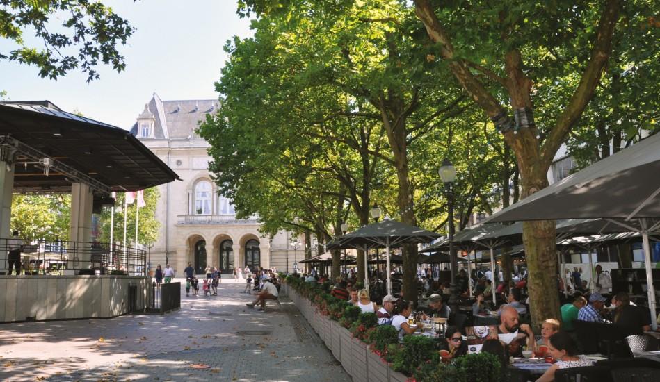 que ver y hacer en luxemburgo