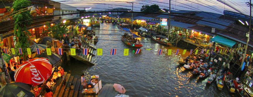 que ver en bangkok 3 dias