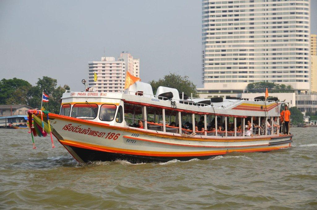 que ver en bangkok en 2 dias barco