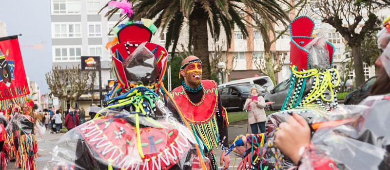 que ver en la coruña en dos dias carnaval