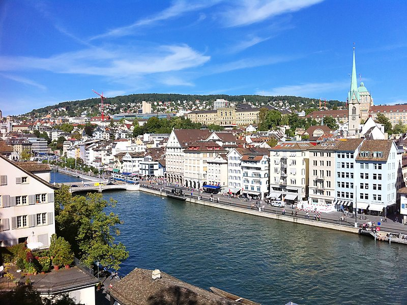 que ver en suiza en invierno