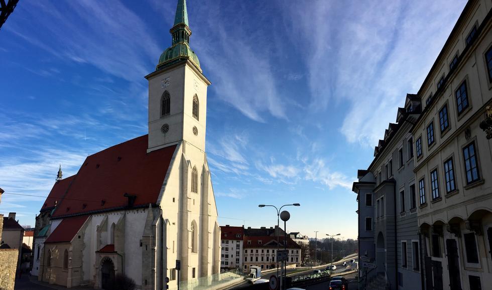 turismo en bratislava