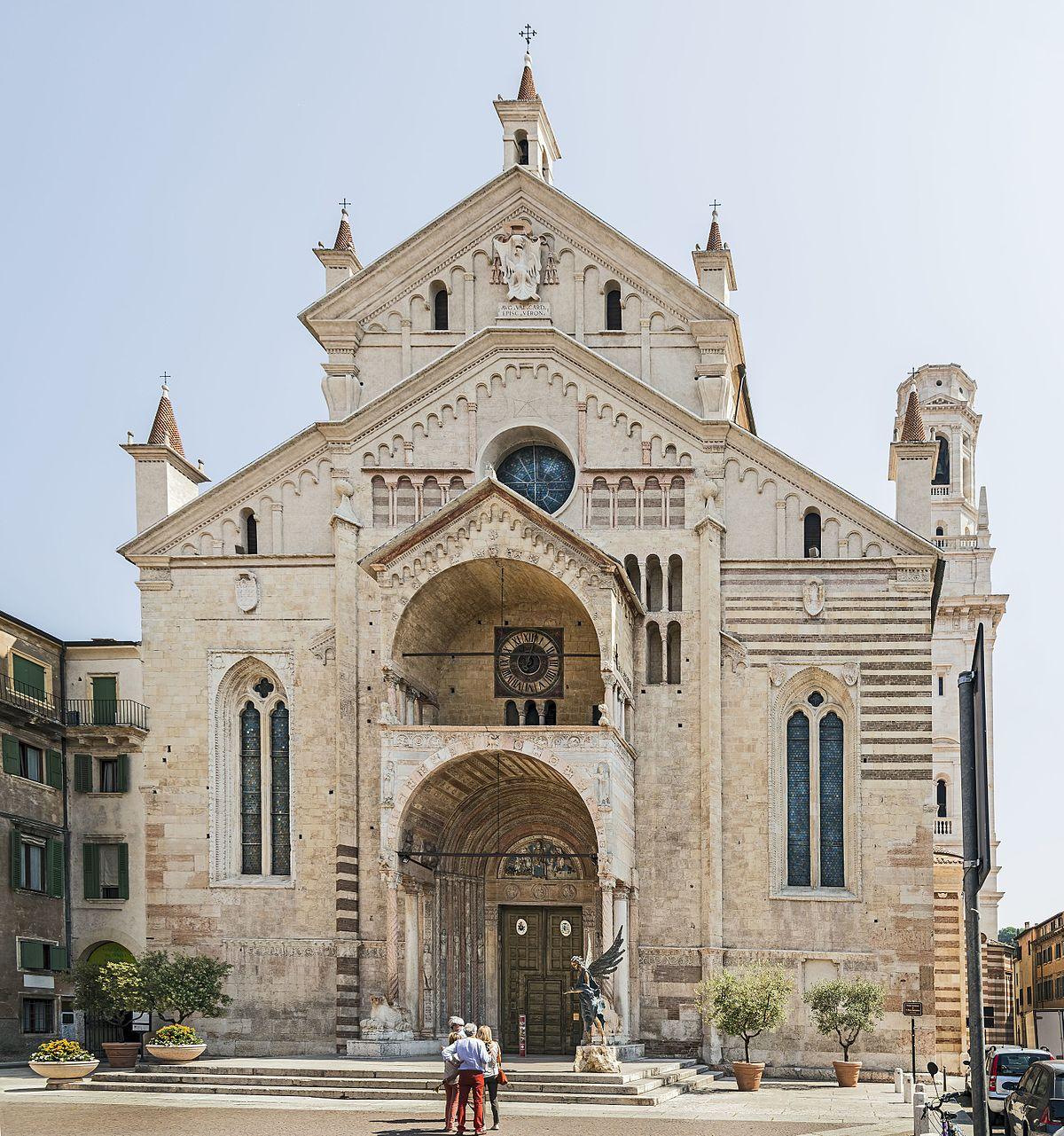 que ver y hacer en verona catedral
