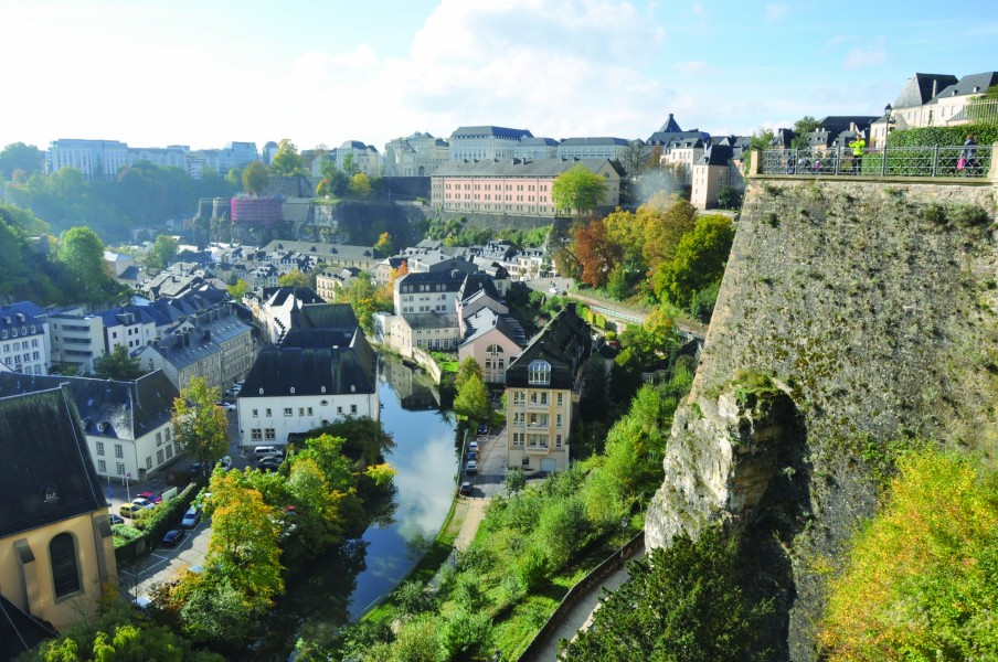que ver en luxemburgo en febrero