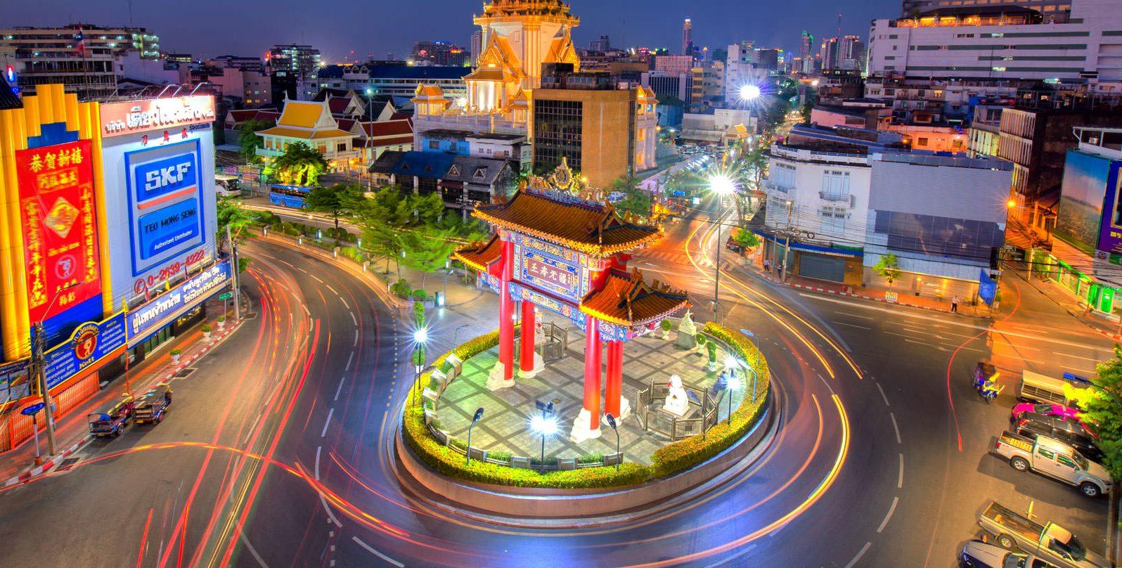 que ver en bangkok en 5 dias