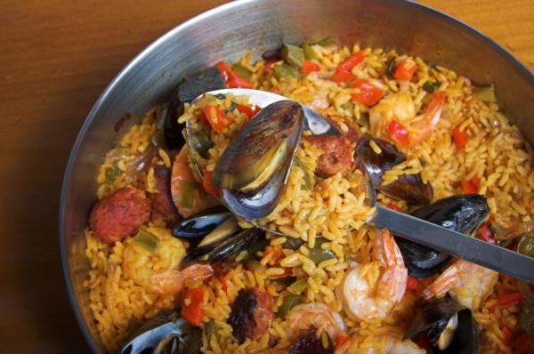 recetas tipicas de roquetas de mar