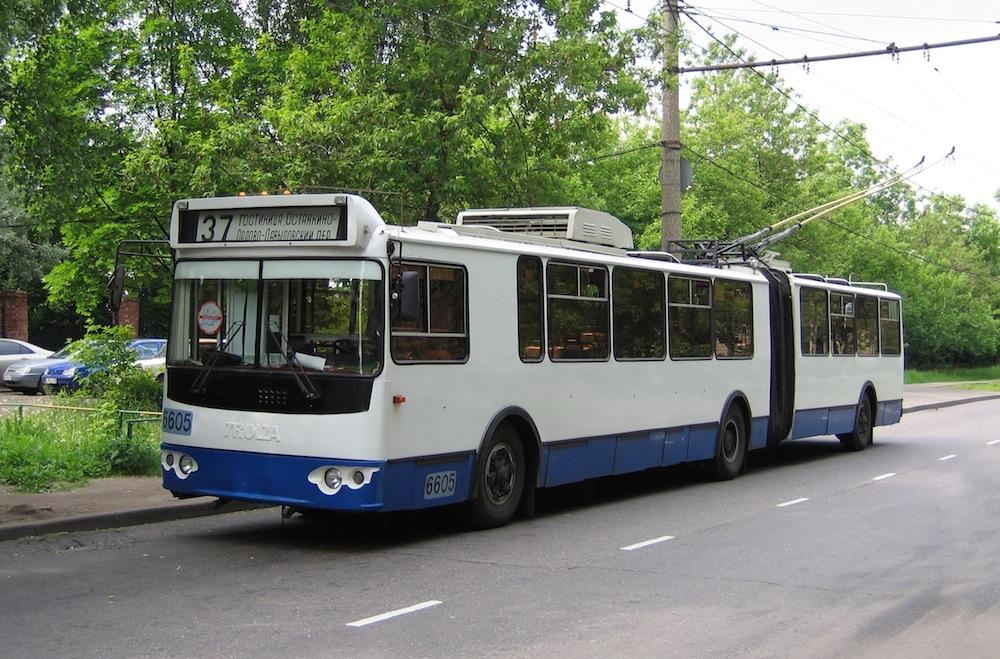 que medios de transporte hay en moscu