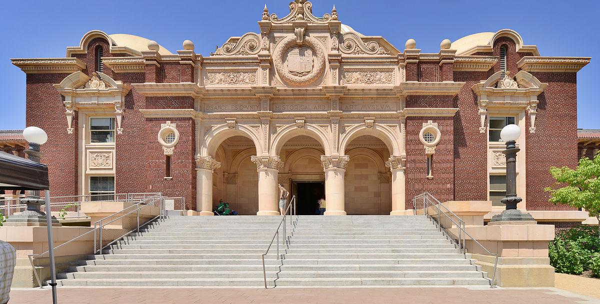 que ver a los angeles museo de historia