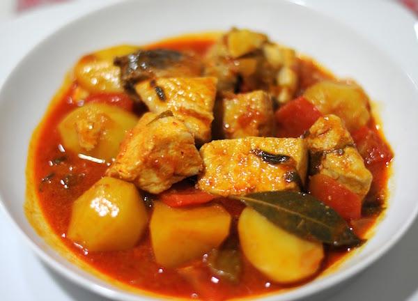 platos tipicos en suances