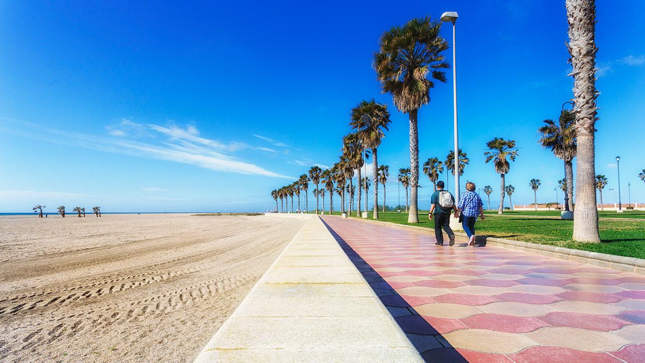 sitios turisticos en roquetas de mar