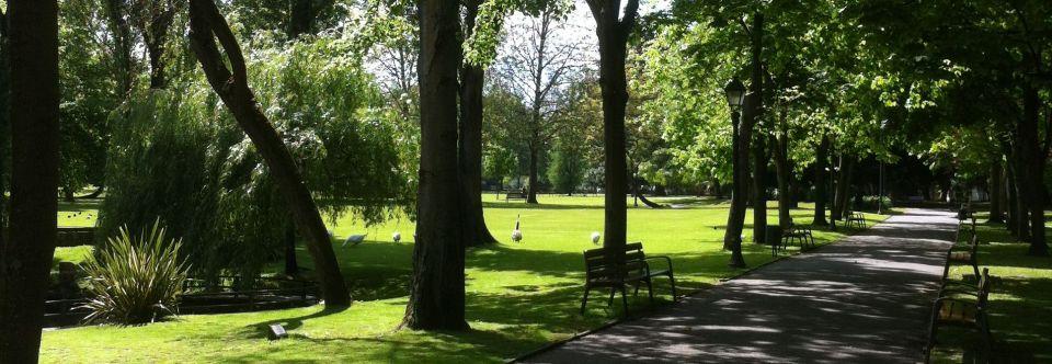 parques en aviles