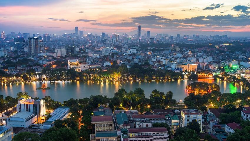 sitios turisticos de hanoi