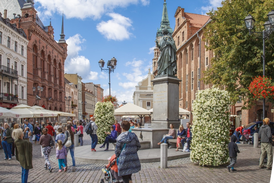 cosas que ver en polonia