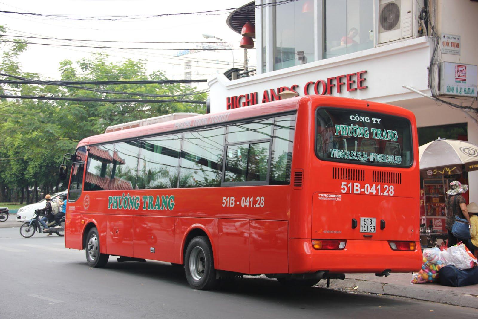 metodos de transporte en vietnam