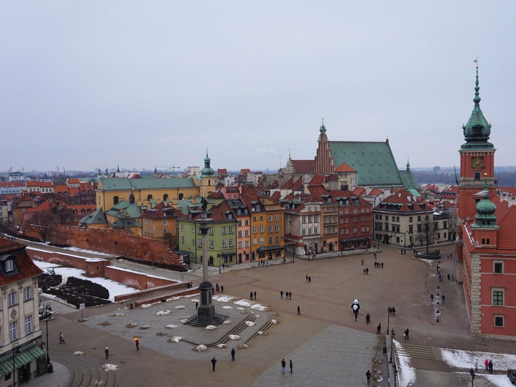 que ciudad ver en polonia