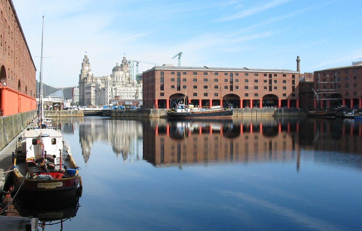 que ver en liverpool en un dia Albert Dock