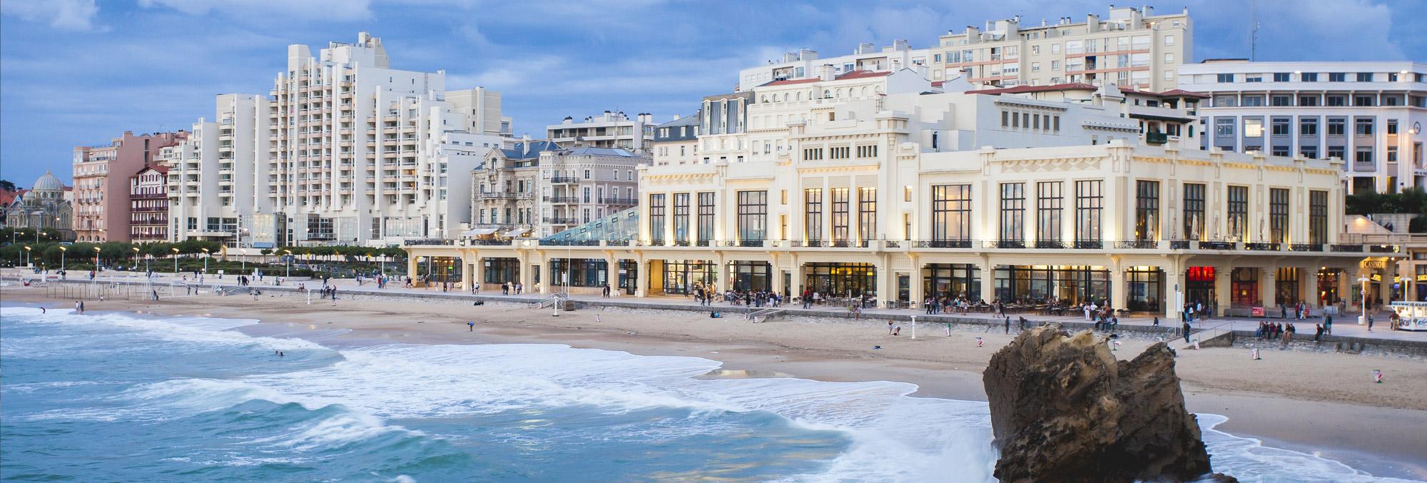que ver y hacer en biarritz