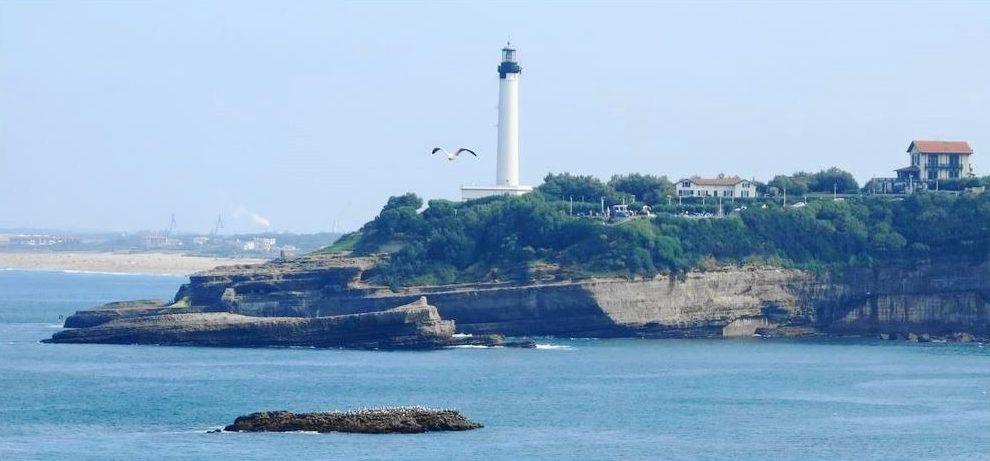 que ver por biarritz phare de Biarritz