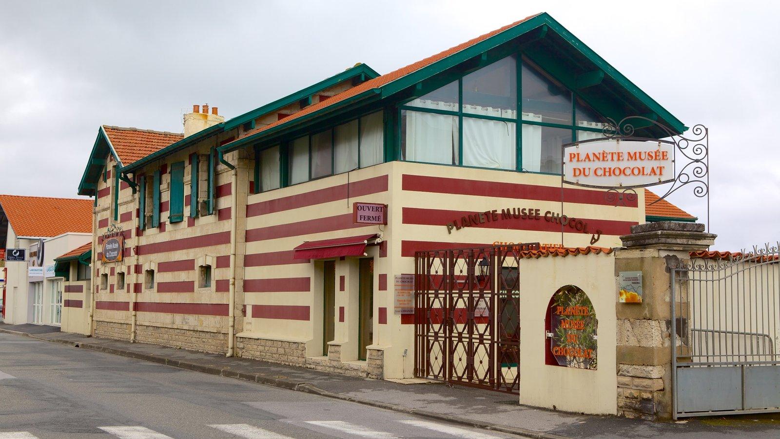 biarritz que ver museum chocolat