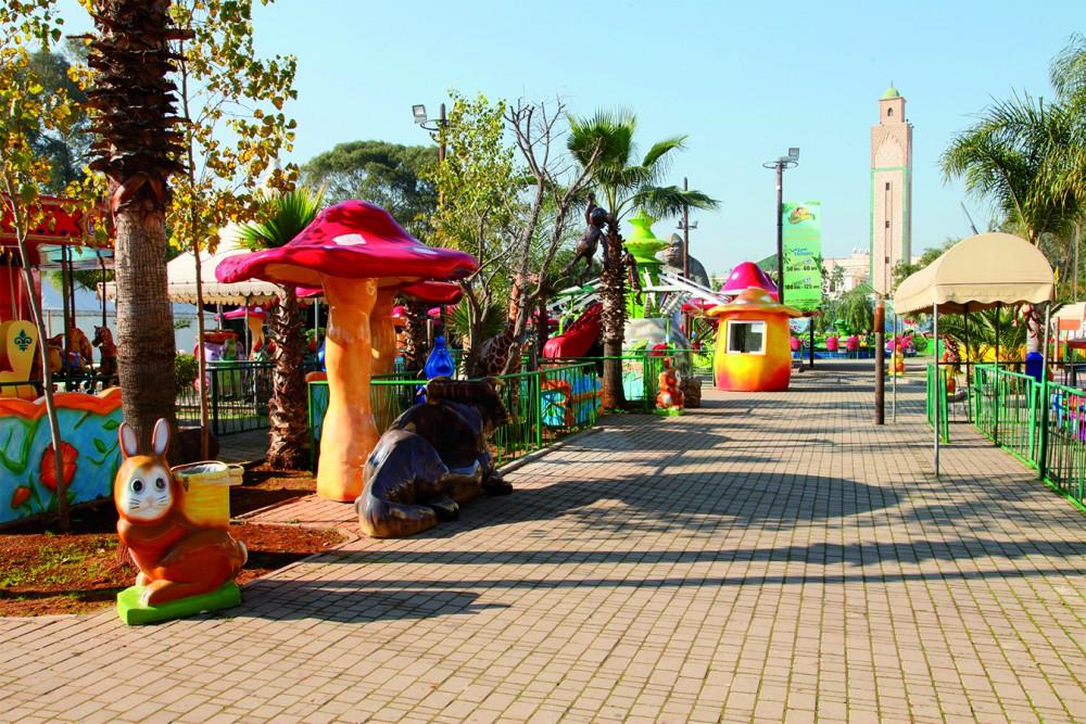 planes con niños en marruecos