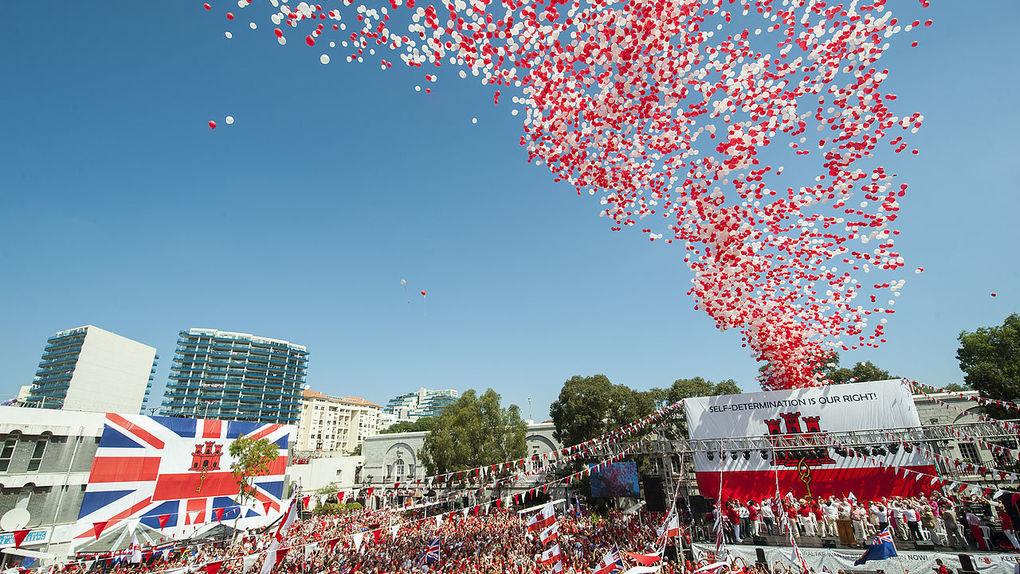 festividades en gibraltar