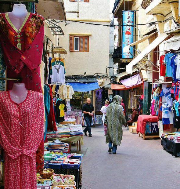 turismo en tanger