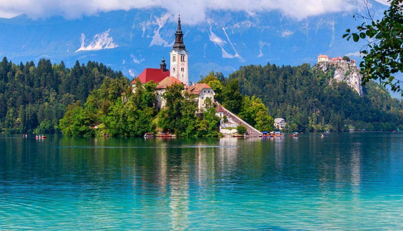 que tiempo hace en eslovenia