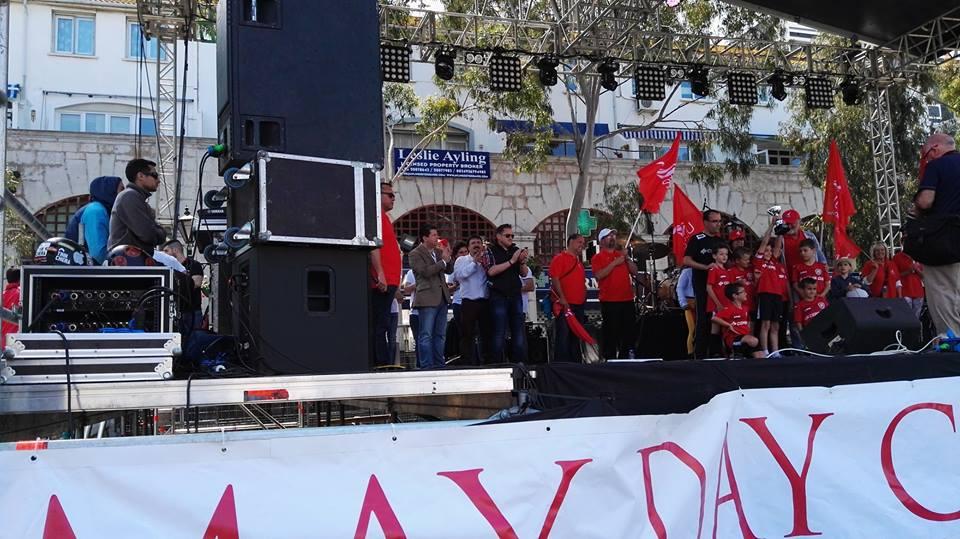 calendario festivo en gibraltar