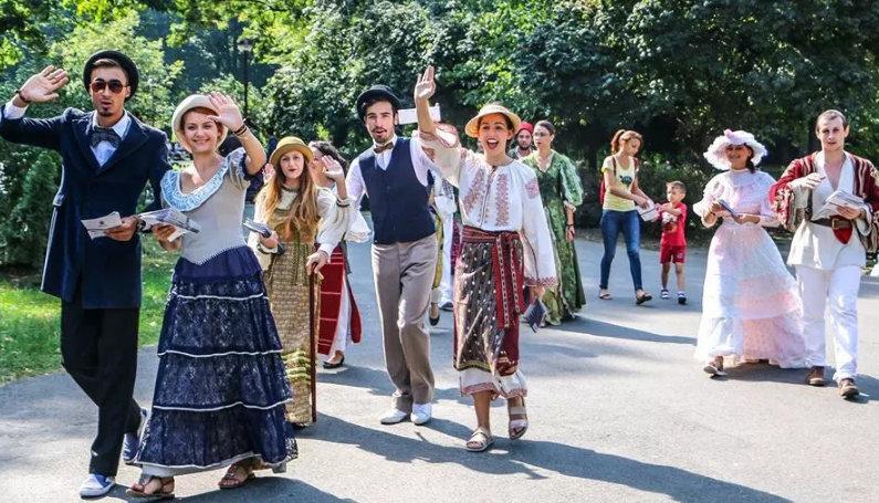 fiestas tipicas rumanas