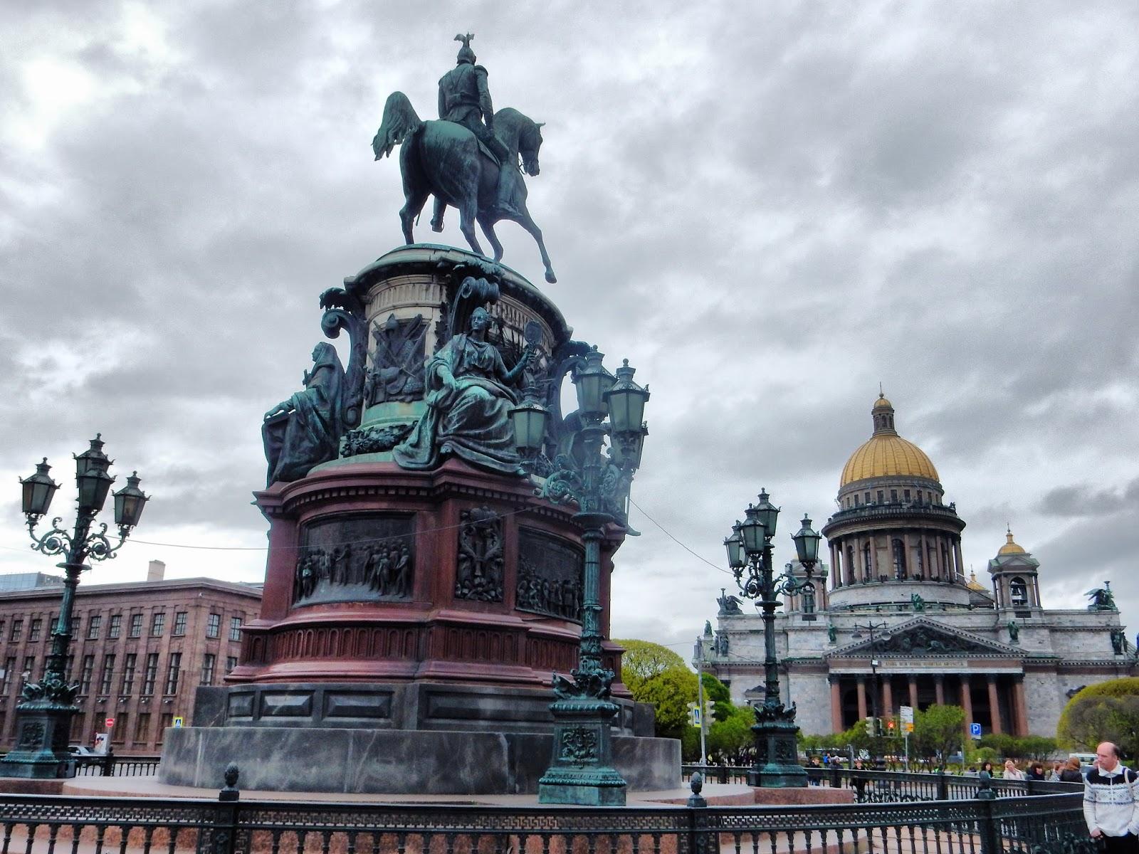cosas que ver en san petesburgo