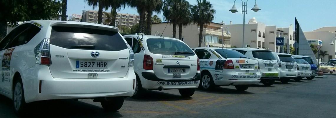taxis en benalmadena