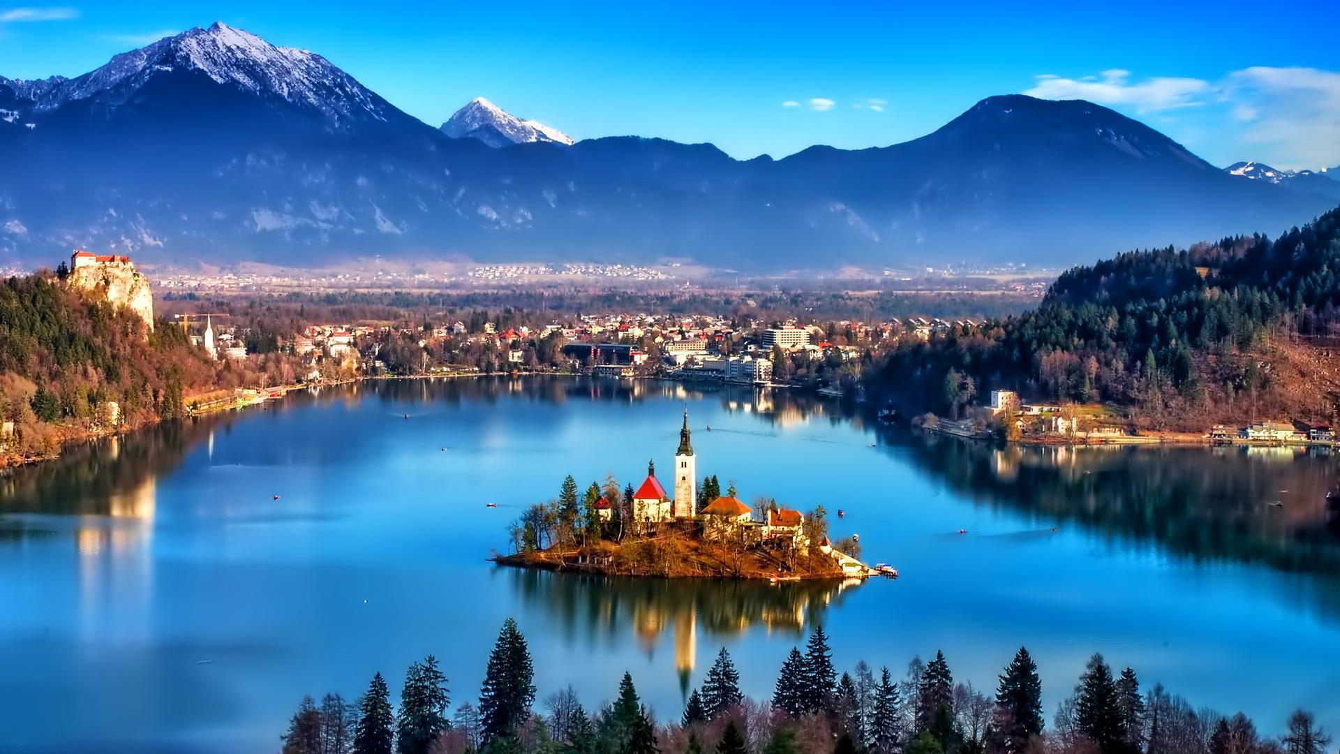 5 sitios que ver en eslovenia