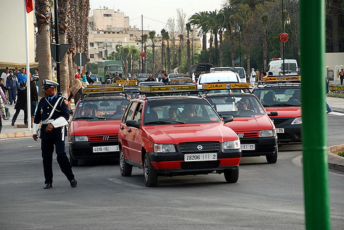metodos de transporte en marruecos